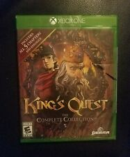 Xbox One King's Quest: The Complete Collection. Brand New. Free Shipping