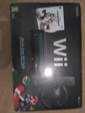 Caja Wii en buen estado con cajetin interno y manual Solo caja