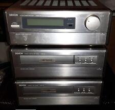 DENON UD70 AMPLIFICATORE STEREO HI-FI CD RADIO CASSETTE UD-70 DA REVISIONARE