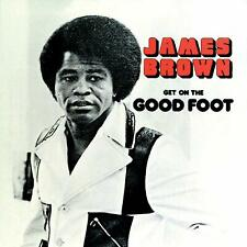 BROWN JAMES GET ON THE GOOD FOOT DOPPIO VINILE LP NUOVO SIGILLATO