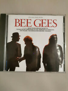 """CD album """"The Very Best of the Bee Gees"""" Inclus """"Night Fever"""""""