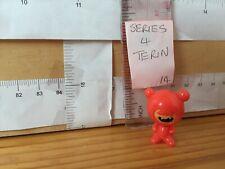 #14 Rare Terin Red Series4 Gogos Crazy Bones, Single Figure 1384