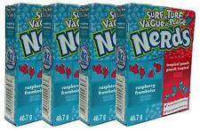 4x NESTLE SURF & TURF Tropical Punch e Rasberry Nerd 46.7 G Americano Dolci