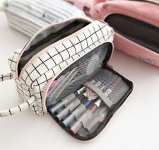 New Super Pencil Case Kawaii Large Capacity Pencilcase School Pen Case Supplies
