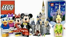 Disney Princess Building Box Kids LEGO Sets & Packs
