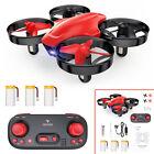 SNAPTAIN SP350 Mini Drone Pro 3 Batteries Foldable Selfie RC Quadcopter Kids Toy