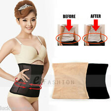 3X TAN Invisible Tummy Trimmer Slimming Waist Corset As Seen On TV XXXL No Box