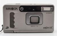 Minolta Vectis UC IX-Date APS Kamera Analogkamera Kompaktkamera
