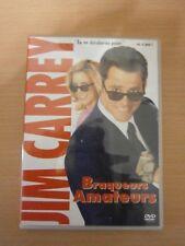 DVD - BRAQUEURS AMATEURS - AVEC JIM CARREY  - réf  D13