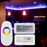 Professional 12v 24v LED Strip Controller Lights RGB Dimmable Control 5m - 30m