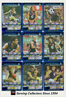 2005 AFL Teamcoach Blue Platinum Trading Card Team Set Carlton (9)