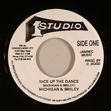Papa Michigan & Smiley generale-NICE Up the Dance Studio (1) 'Real Rock' 1979