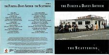 The Fureys & Davey Arthur cd album - The Scattering