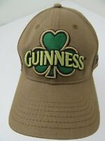 Guinness Dublin Ireland Fitted L/XL Adult Baseball Ball Cap Hat