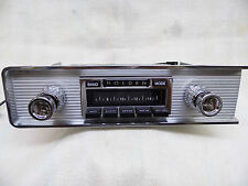 Radio & Fascia suit Holden HD & HR. Bluetooth, 300Watt, AM/FM, USB