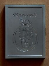 boite a cigarette plate en aluminium gravure portugal foot porto+prénom au choix