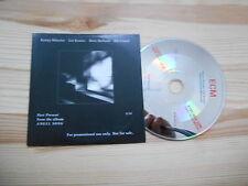 CD Jazz Kenny Wheeler - Past Present (1 Song) Promo ECM