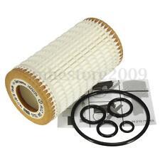 Car Engine Oil Filter Fleece Grid Kit For 12- 98 Mercedes-Benz C230 C240 C280