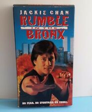 VHS Rumble In The Bronx***Jackie Chan***