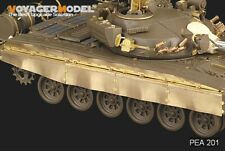 PEA201, Modern Russian T-72M1 MBT Side Skit (For TAMIYA), VOYAGERMODEL 1/35