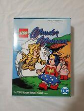 Wonder Woman Cheetah Lego DC 2020 77906 Limited Edition Set New in Box