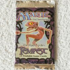 MTG: TEMPEST Sealed Booster Pack from Box - Magic - Tempest Block - English