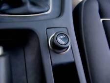 D Audi a4 b6 e8 Chrome Bague Pour Allume-cigare 00-04 - Acier inoxydable poli