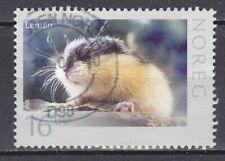 NORWAY 2014 used SC#  Norwegian Fauna - Wildlife (VIII)