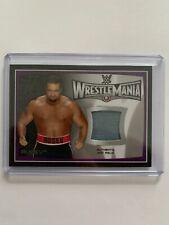 Topps WWE Wrestlemania Relic - Rusev