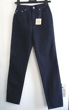 LADIES WOMEN FAB GENUINE DESIGNER MOSCHINO JEANS TROUSERS SIZE 6 26 NEW