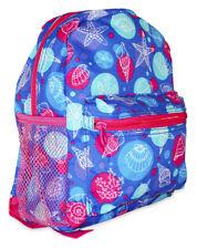 Seashells Ocean Life Girls Mini Toddler Backpack Bag For Preschool