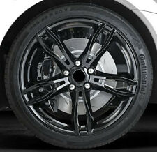 "20"" INCH VF HSV STYLE WHEELS & TYRES 20X8.5 & 20x9.5 RIMS HOLDEN COMMODORE VE"