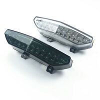 Integrated LED Tail Light Turn Signal For Kawasaki NINJA ZX-6R ZX6R 2007 2008