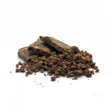 100g Raw African Black Soap Natural FREE UK Delivery Skin Treatment Vitamin E A