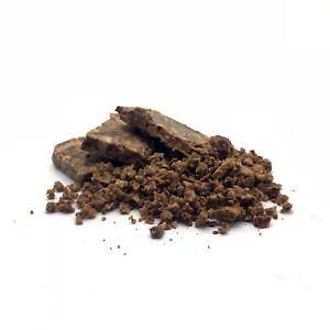 ORGANIC 100g Raw African Black Soap Natural Vegan Vegetarian Skin Treatment UK A