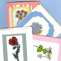 VARIETY Pack of Notecards-PICK any 4- LIMIT 1 pkg per person. (SET of 4)  #19