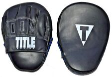 Title Boxing Hand Target Focus - Leather