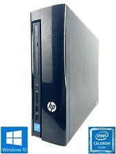 HP 411-a000na delgada-HDD de 500GB Intel Celeron N3050, 4GB de Ram-Win 10