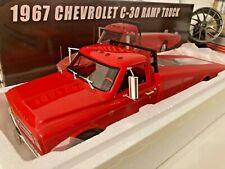ACME 1:18 Chevrolet C-30 Ramp Truck, rot (1967) OVP!