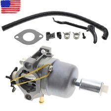 Carburetor for Nikki 697203 18hp Briggs & Straton 795873 21hp B&S 808891 rider