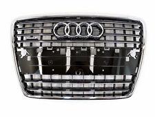A New Audi A8/S8 08-10 Front Bumper Gloss Black Radiator Grill 4E0853651BET94