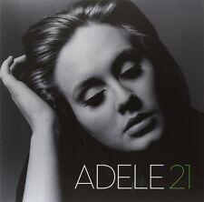 21  Adele Vinyl Record