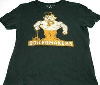 Purdue Boilermakers T-Shirt Womens Small Boilers Athletic Dept Student Alumni