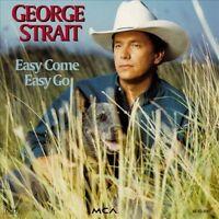 George Strait - Easy Come Easy Go (CD, 1993, MCA)