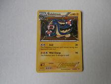Carte Pokemon Ohmassacre 140 pv Noir et Blanc Nobles Victoires holo !!!