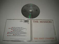 THE MISSION/THE FIRST CHAPTER(MERCURY/832 527-2)CD ALBUM