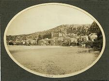PHOTO ANCIENNE - VINTAGE SNAPSHOT - VOGÜÉ ARDÈCHE Vers 1900