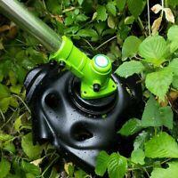 Weed Trimmer Head Lawn Mower Sharpener Dragon Claw Grass Weeder Cutter