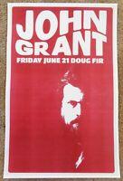 JOHN GRANT of The Czars 2013 POSTER Gig Portland Oregon Concert