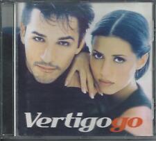 VERTIGOGO - The Album CD 10TR Spanish Europop 1999 VERY RARE!!